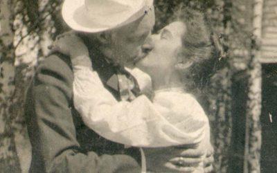 Борис Петрович Юргенсон( 1868-1935г) и Мария Викторовна Юргенсон( 1874-1953г)