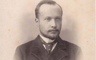 Борис Петрович Юргенсон (1868-1935 г.г.)