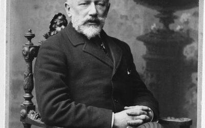 Чайковский 1893 г.