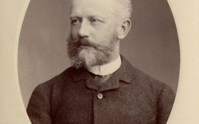 Пётр Ильич Чайковский 1840-1893 г
