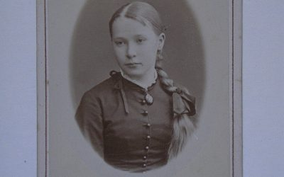 Александра Петровна Снегирева-Юргенсон 1870-1946г.