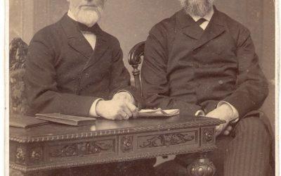 Петр Иванович Юргенсон 1836- 1904 г  и Иосиф Иванович Юргенсон (1829)