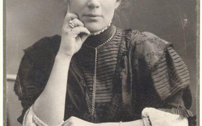Мария Викторовна Юргенсон ( в девичестве Савкова ) 1874-1953г