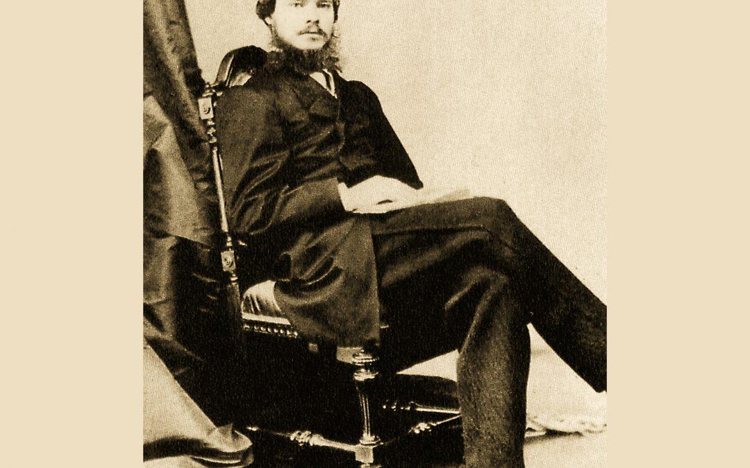 Петр Юргенсон родился 5-го июля по старому стилю в 1836 году